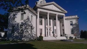 Tour Louisiana Vernon Parish Courthouse