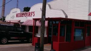 Louisiana Tour - Middendorf's